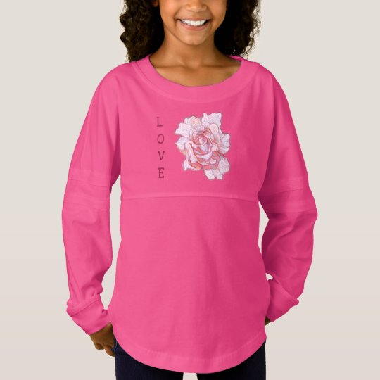Love Life Jersey Shirt