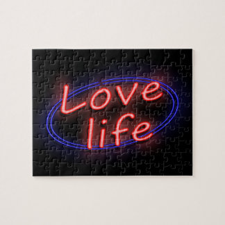 Love life. jigsaw puzzle