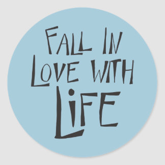 Love Life Motivational Attitude Stickers