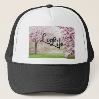 Love Life Trucker Hat