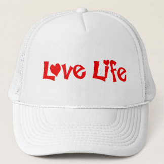 Love Life Trucker Hat