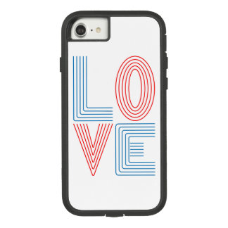 Love line Case-Mate tough extreme iPhone 8/7 case