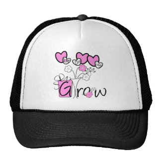 Love Live Laugh Grow Hats