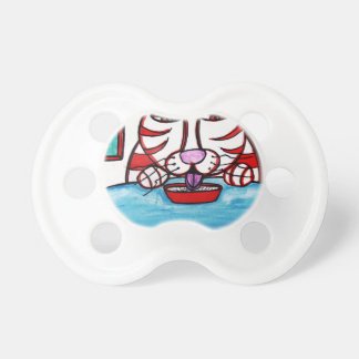Love Live Lunch Baby Pacifier