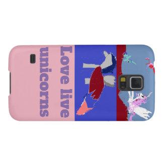 Love Live Unicorns Galaxy S5 Case