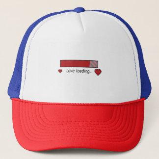 love loading gaming heart Zev4x Trucker Hat