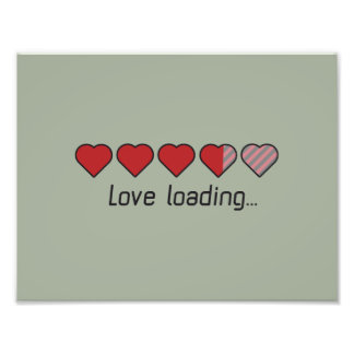 Love loading hearts Zzl2s Photograph