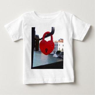 love lock in venice baby T-Shirt