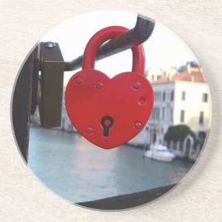 love lock in venice coaster