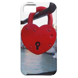 love lock in venice iPhone 5 cover