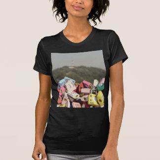 Love Locks Seoul Tee Shirts