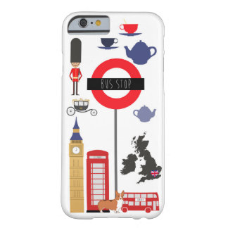Love London Iconic Iphone 6 Case Barely There iPhone 6 Case