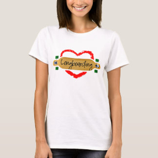 Love longboarding T-Shirt