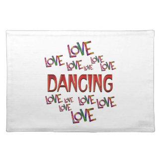 Love Love Dancing Placemat