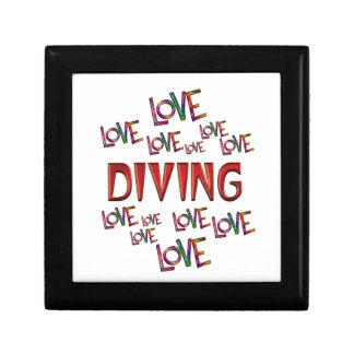 Love Love Diving Gift Box