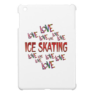 Love Love Ice Skating Cover For The iPad Mini
