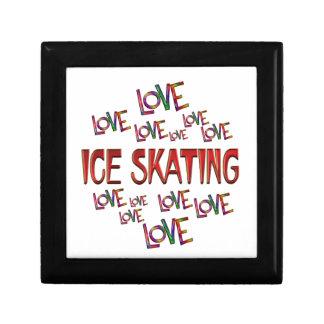 Love Love Ice Skating Gift Box