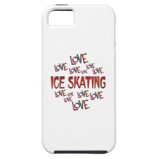 Love Love Ice Skating iPhone 5 Cases