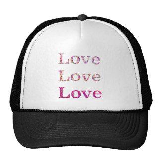 Love Love Love Cap