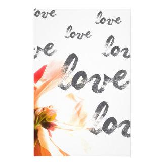 Love Love Love Stationery