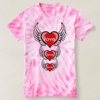 love love love X3 T-Shirt