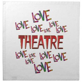 Love Love Theatre Napkin