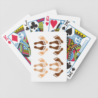Love Making Feet Poker Deck