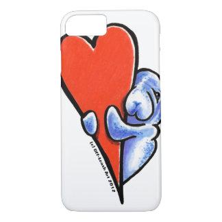 Love Manatees iPhone 7 Case