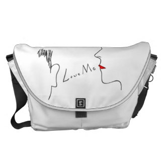 Love Me Courier Bags