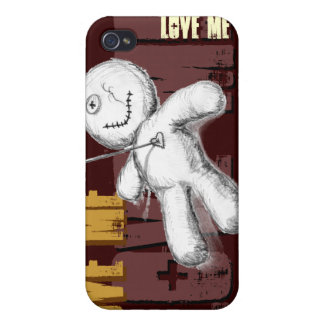 Love Me Cover For iPhone 4