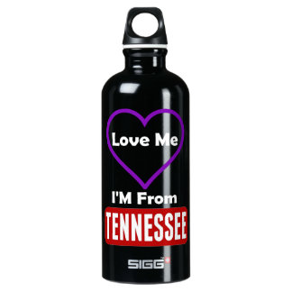 Love Me, I'M From Tennessee SIGG Traveller 0.6L Water Bottle