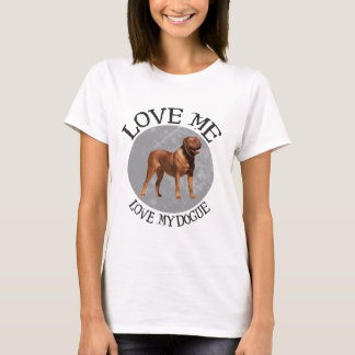 Love me, love my Dogue T-Shirt
