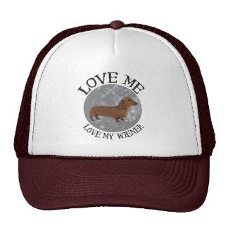 Love me, love my Wiener Cap