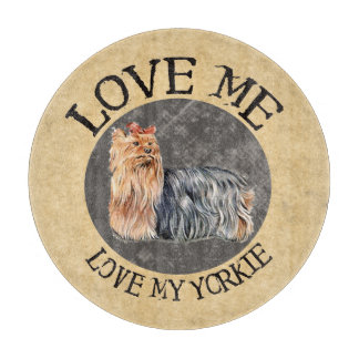Love Me Love My Yorkie
