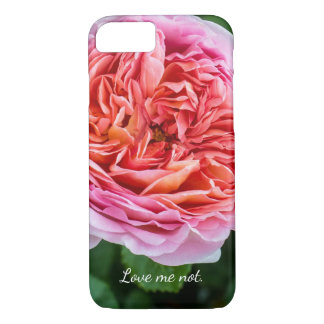 Love me not.  The break-up cell phone case. iPhone 8/7 Case