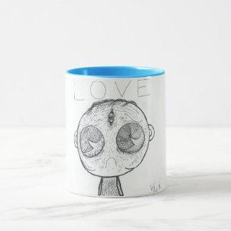 love me or ill cry mug