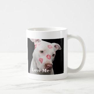Love Me Pit bill Coffee Mug