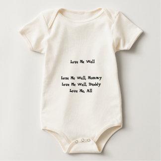 Love Me Well, Love Me Well, MommyLove Me Well, ... Baby Bodysuit