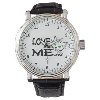 Love MEow Watch