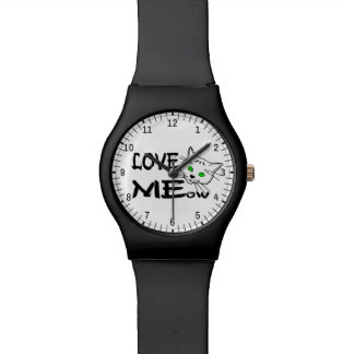 Love MEow Watches