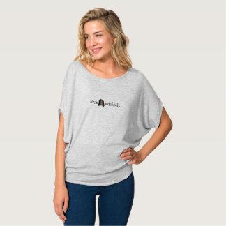 Love Michelle Obama Bella T-Shirt