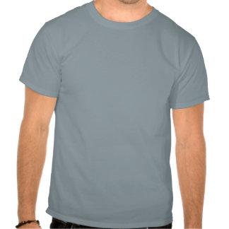 Love Moonshine with tilted O Tee Shirt