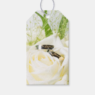 Love more forever gift tags