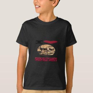 Love Moreno Valley Donkeys T-Shirt