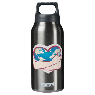 Love Mother Earth 0.3L Insulated SIGG Thermos Water Bottle
