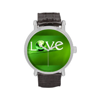 Love mother earth by healing love watches
