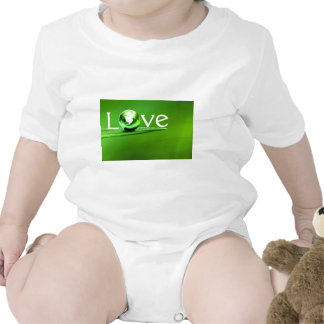 Love mother earth by healing love baby creeper