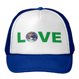 Love Mother Earth Cap
