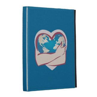 Love Mother Earth iPad Folio Covers