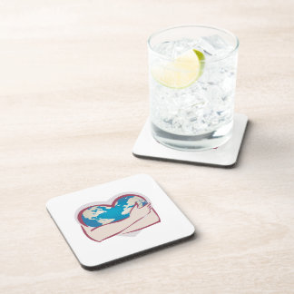 Love Mother Earth Coasters